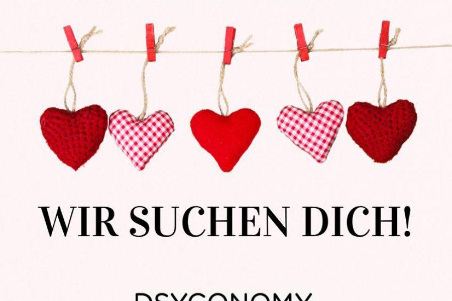 Christine Backhaus sucht Dich als Werkstudent:in